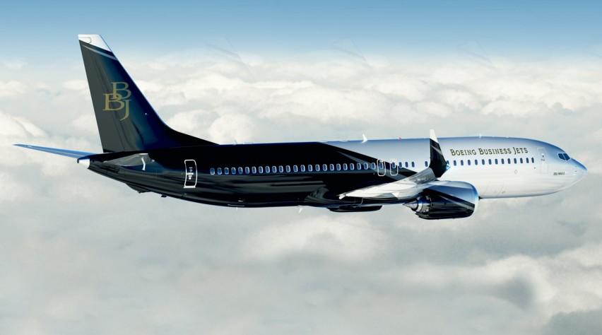Boeing BBJ MAX 8