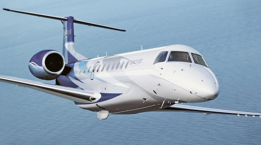 Embraer Legacy 650