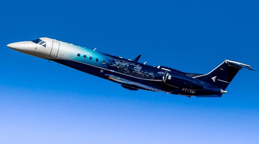 Embraer Legacy 650E
