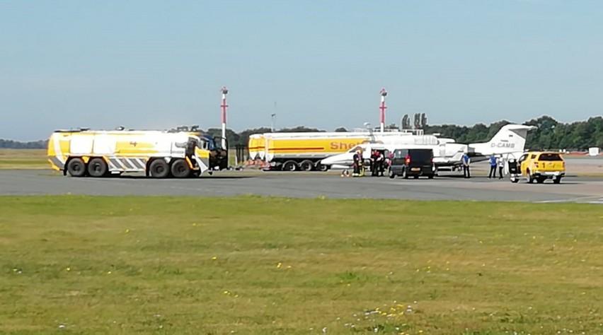 Learjet Groningen