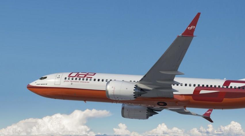 DEA 737 MAX 8