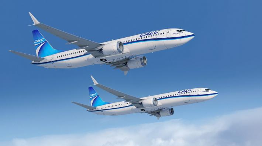 CALC 737 MAX