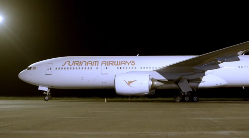 SLM Boeing 777