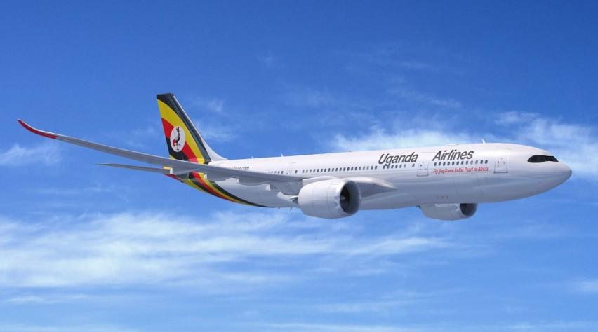 Uganda Airlines A330-800