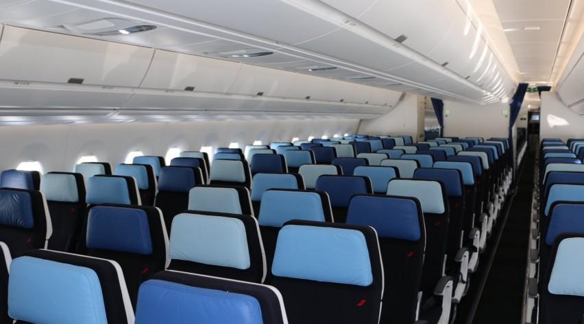 Air France A350 Economy
