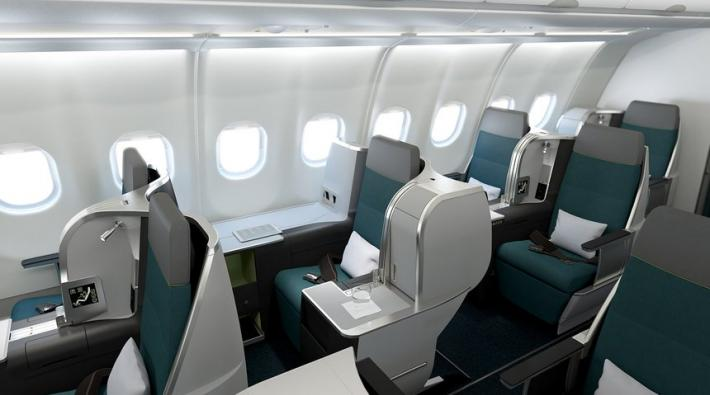 Aer Lingus A321neo Business Class