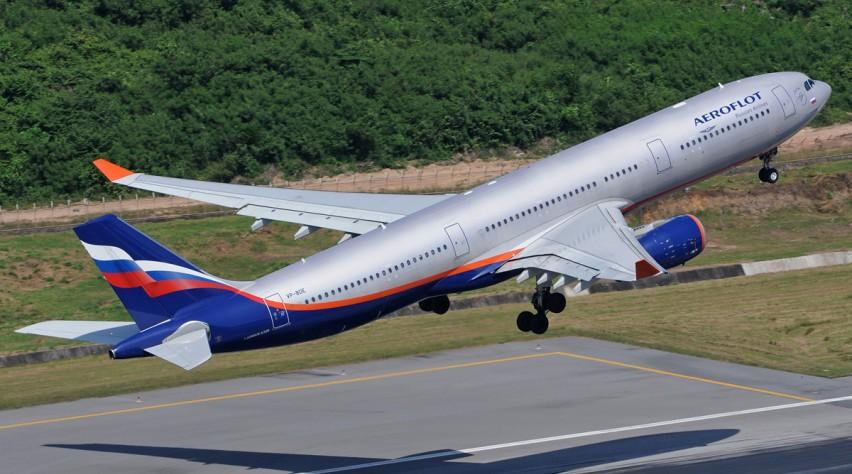 Aeroflot Airbus A330-300