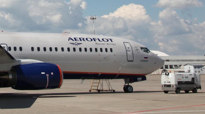 Aeroflot Boeing 737-800