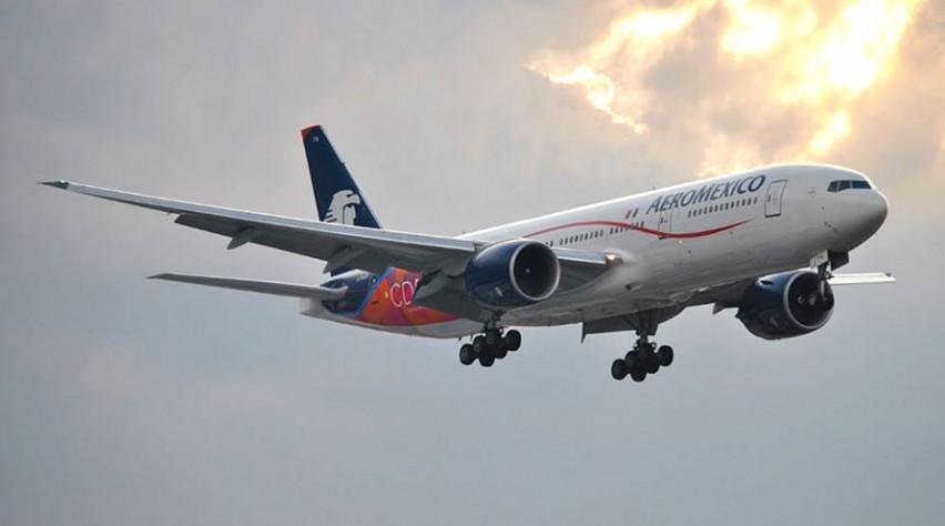 Aeromexico 777