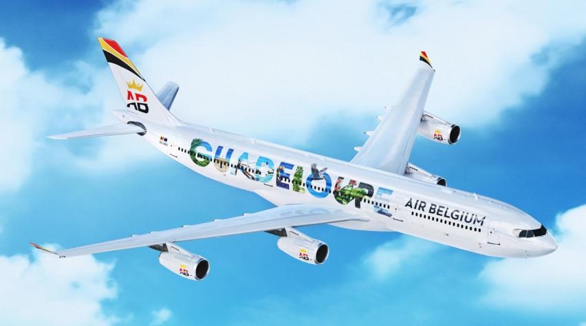 Air Belgium A340