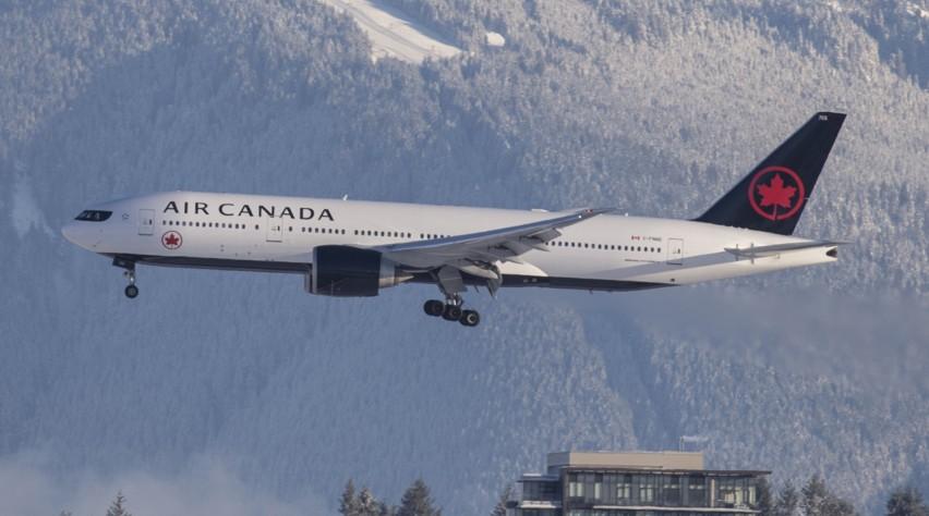 Air Canada Boeing 777-200LR