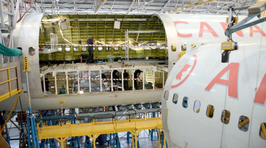 Air Canada 767F