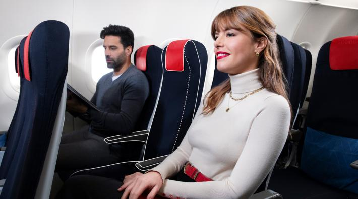 Air France domestic business class