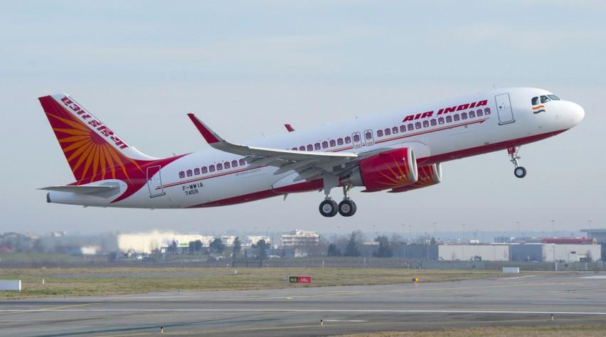 Air India A320neo