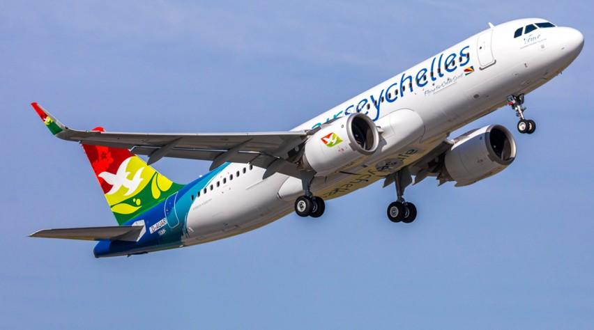 Air Seychelles A320neo