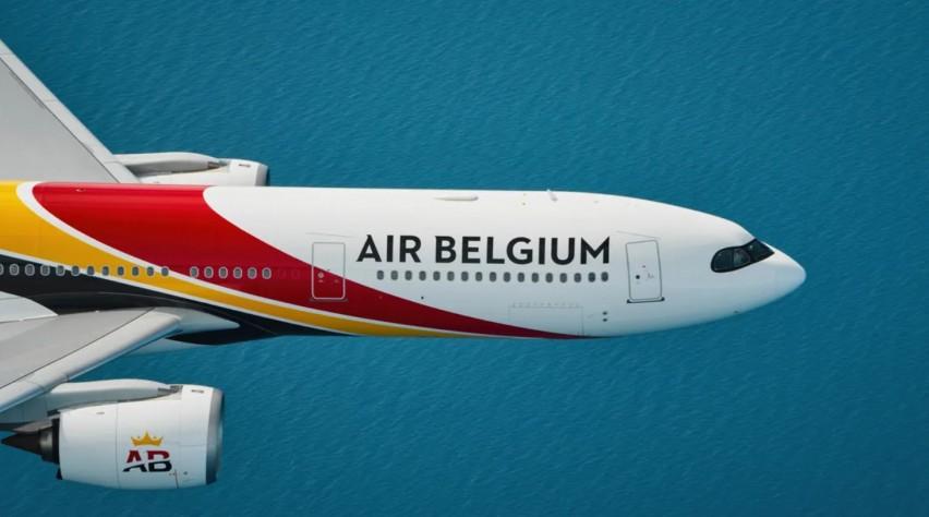 Air Belgium A330neo