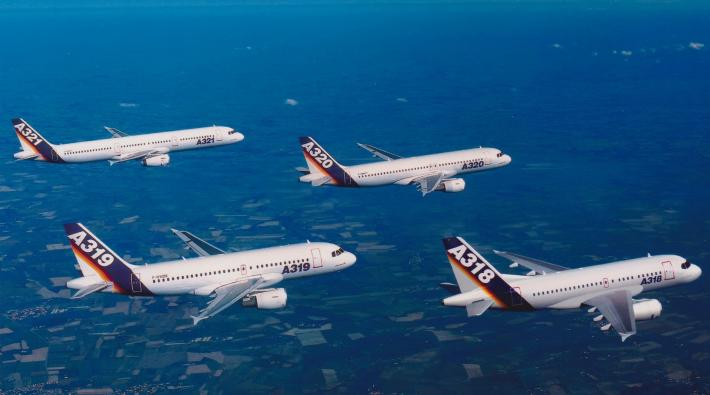 Airbus A320-familie