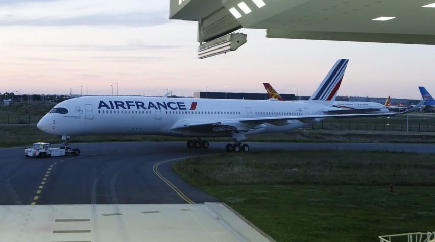 Airbus A350-900 Air France