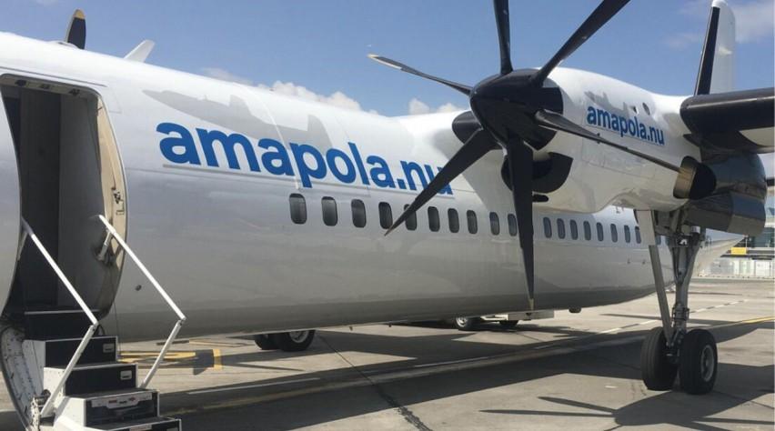 Amapola Flyg Fokker 50