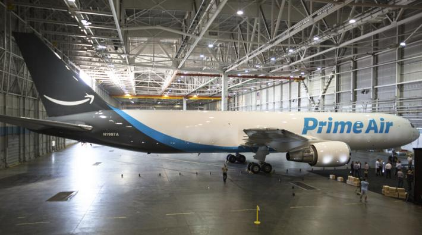 Amazon Boeing 767