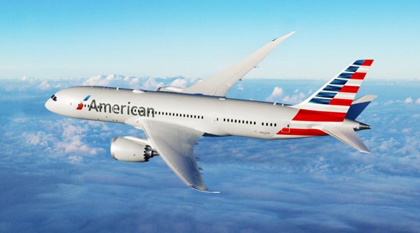 American 787