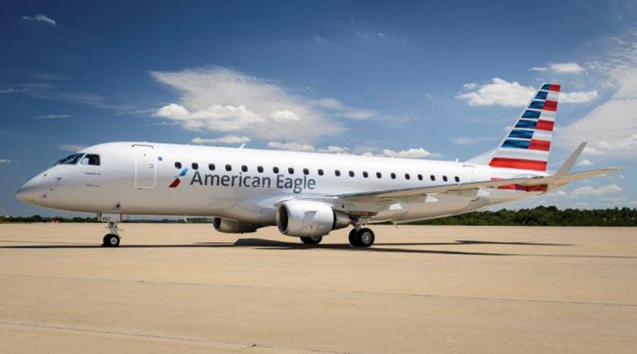 American Airlines Embraer 175