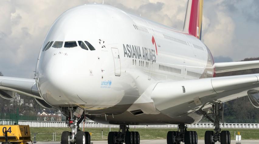 Asiana A380