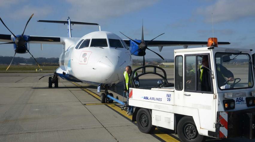 ASL Airlines ATR