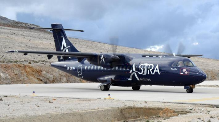 Astra Airlines ATR