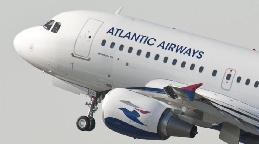 Atlantic Airways A319