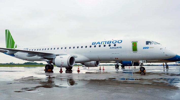 Bamboo Airways Embraer 195