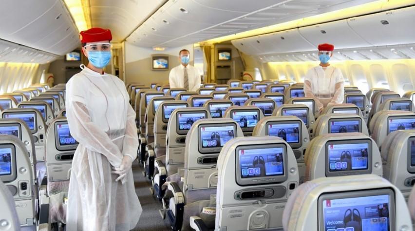 Emirates Crew Corona