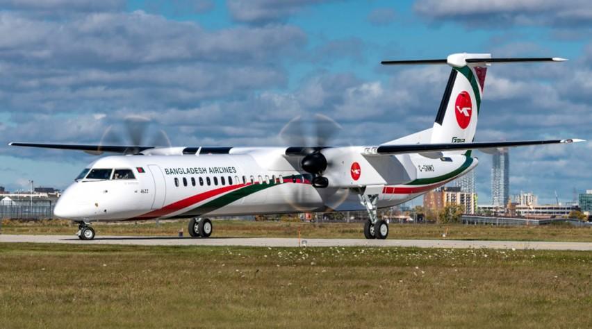 Biman Bangladesh Airlines q400