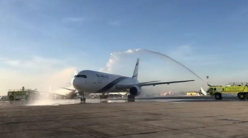 Boeing 767 El Al