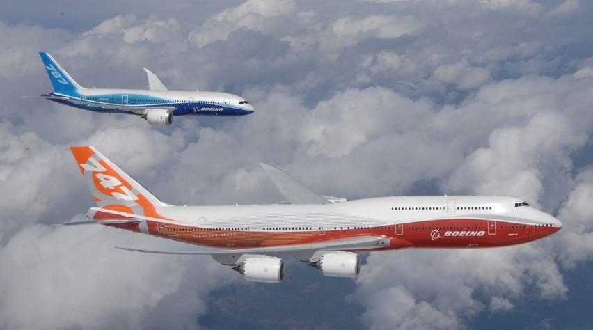 Boeing 747 787