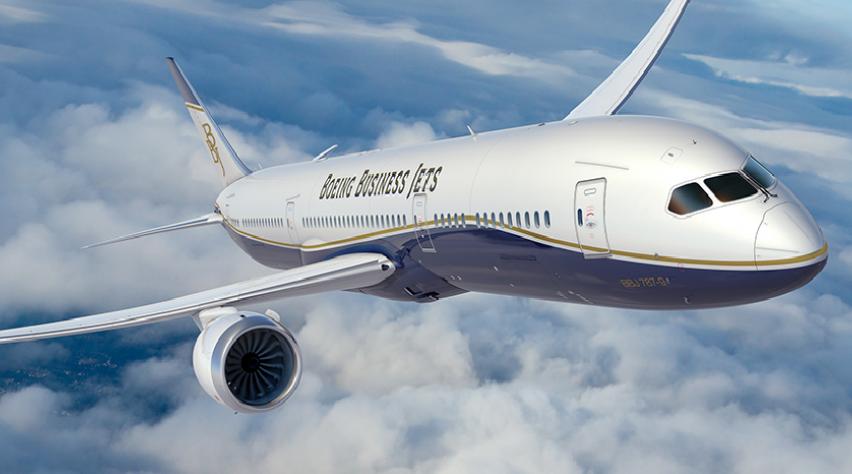 Boeing 787-9 BBJ