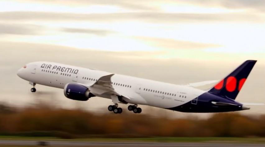 Boeing 787-9 Air Premia