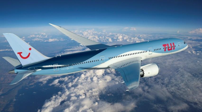 TUI AIrways 787