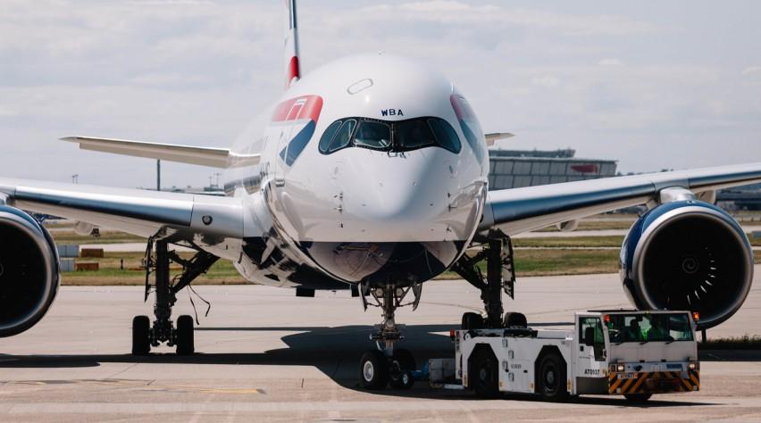British Airways A350
