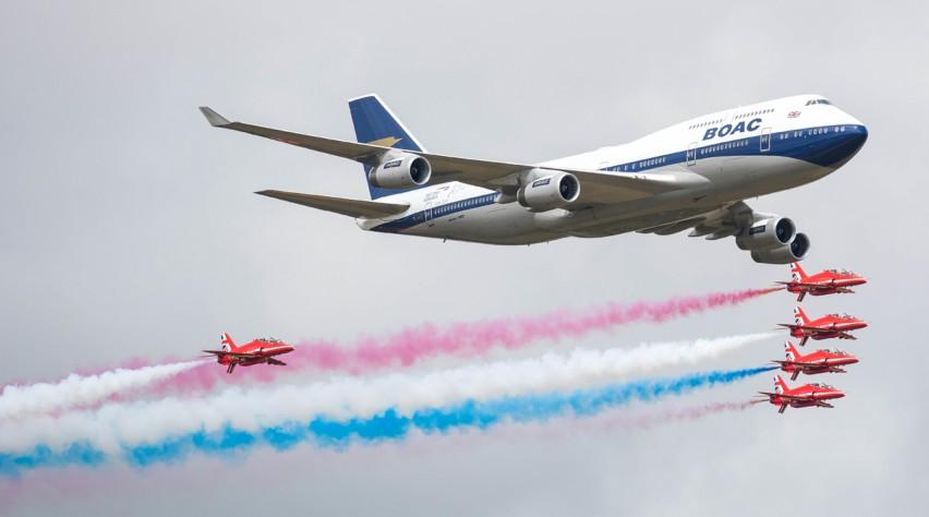 British Airways Red Arrows