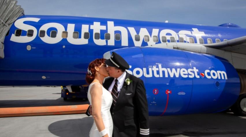 Southwest bruiloft piloot