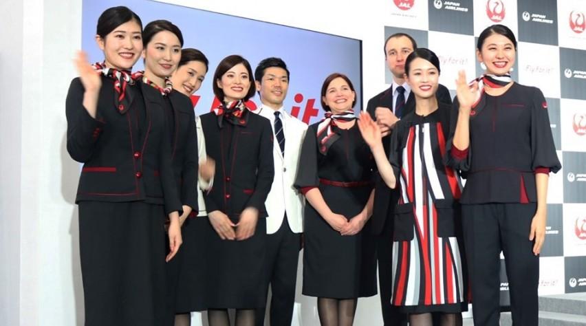 Cabinepersoneel Japan Airlines