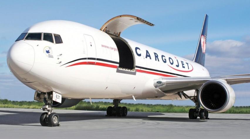 CargoJet Airways 767