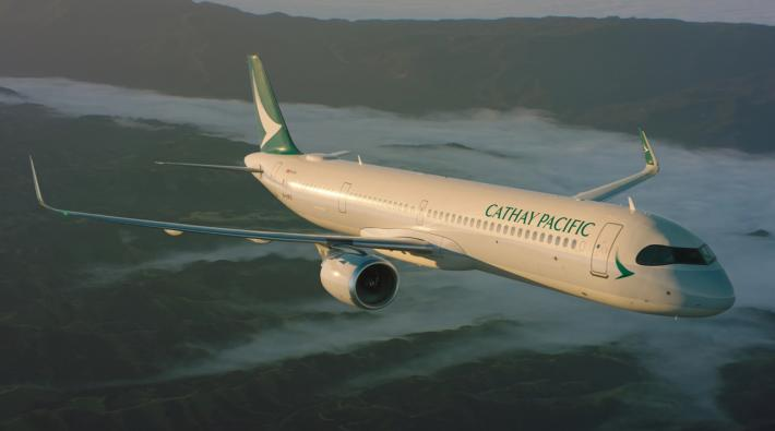 Cathay Pacific A321neo