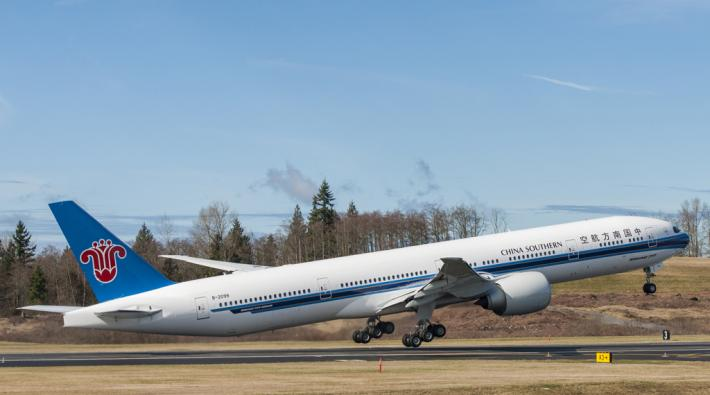China Southern Boeing 777