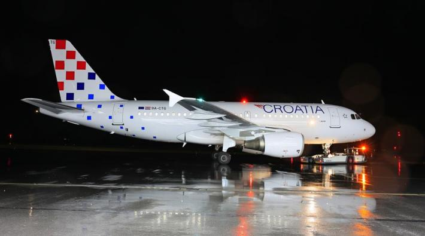 Croatia Airlines new