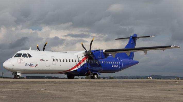 Eastern Airways ATR