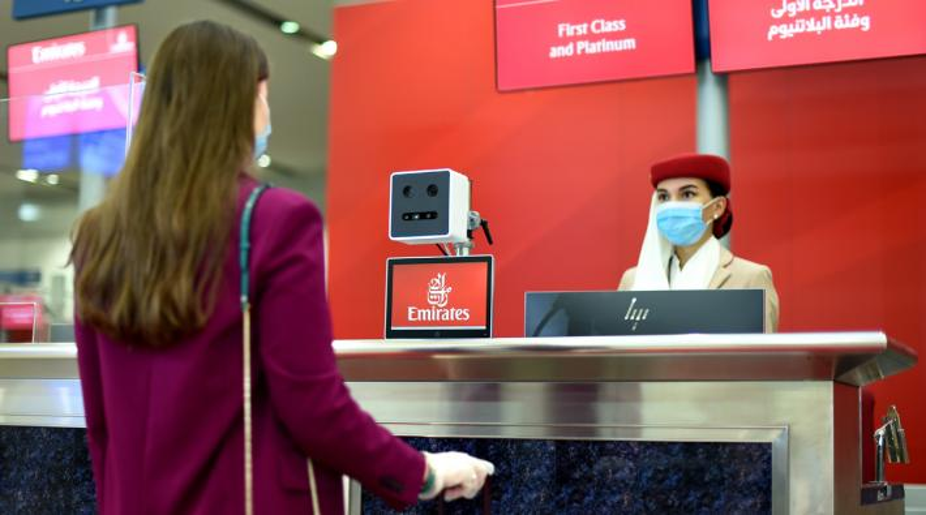 Emirates biometrisch