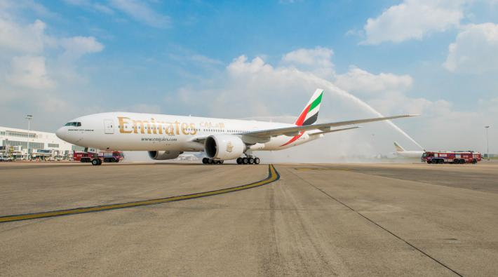 Emirates Brussel