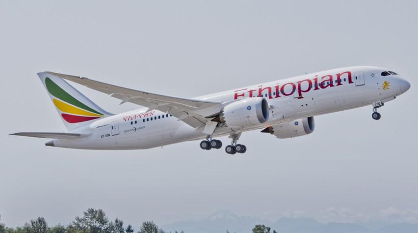 Ethiopian Airlines Boeing 787